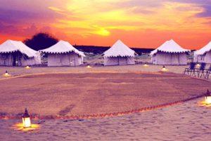 Desert Camp - Dubai Shopping Festival