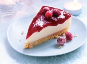 Cheese Cake - Vegetarian Food Items of Dubai