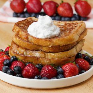 French Vanilla - Vegetarian Food Items of Dubai