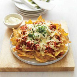 Nachos - Vegetarian Food Items of Dubai