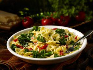 Pasta at Little Italy - Vegetarian Food Items of Dubai