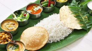 South Indian - Vegetarian Food Items of Dubai