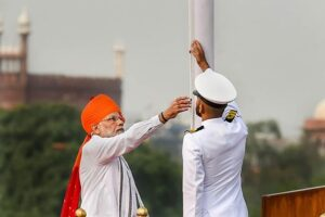 Flag Hoisting State-wise - Ceremonies on Independence Day