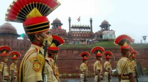 Red Fort Ceremony - Ceremonies on Independence Day