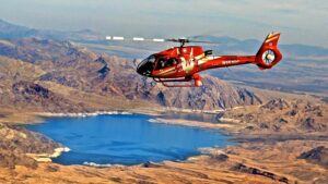 Helicopter Rides Around Grand Canyon - Honeymoon Destinations in Las Vegas