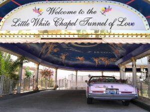 Little White Wedding Chapel - Honeymoon Destinations in Las Vegas