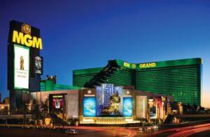 MGM Grand Hotel - Honeymoon Destinations in Las Vegas