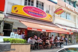 Restoran Sri Nirwana - Indian Restaurants in Kuala Lumpur