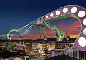 The Stratosphere - Honeymoon Destinations in Las Vegas