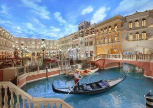 The Venetian - Honeymoon Destinations in Las Vegas