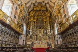 Ancient Church Interesting Facts about Porto