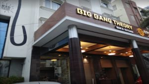 Big Bang Theory - Best Bars and Pubs in Chennai
