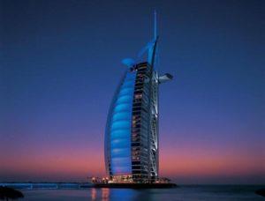 Burj Al Arab Hotel - Places to Visit in Dubai