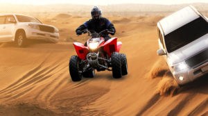 Desert Safari and Belly Dance - Places to Visit in Dubai