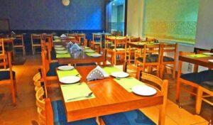 Eden - Best Vegetarian Restaurant in Chennai