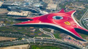 Ferrari World - Places to Visit in Dubai
