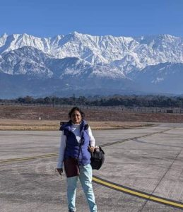 Indrani Ghose - Best Travel Blogger in India