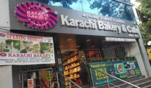 Karachi Bakery - Best Vegetarian Restaurant in Chennai