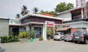 Krishna Restaurant - Best Vegetarian Restaurant in Chennai