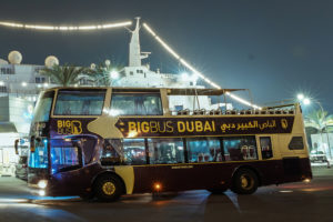 Night Tour with BIG-BUS - Places to Visit in Dubai