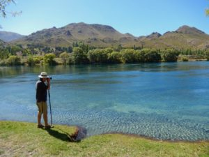 Oamaru lake - Things to do in Oamaru, New Zealand
