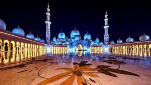 Thousand Lights Mosque - Best Tourist places in Chennai