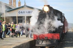 Trains in Pmaru - Things to do in Oamaru, New Zealand