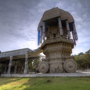 Valluvar Kottam -places to visit in Chennai