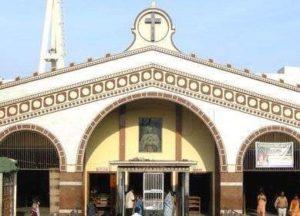 Annai Velankanni Church- Churches in Chennai