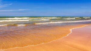 Breezy Beach - Virgin Beaches in Chennai