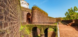 Cabo De Rama fort in goa - fun things to do in Goa