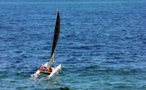Catamaran Sailing in Goa - fun things to do in Goa