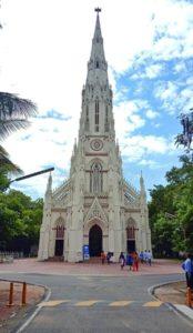 Christ the King Church- Churches in Chennai