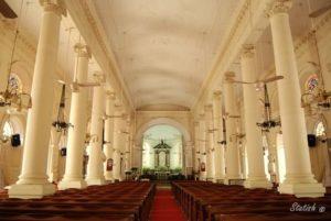 Descanso Church- Churches in Chennai