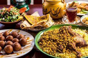 Enjoy Delicious Food - Things to do in Dubai Shopping Festival