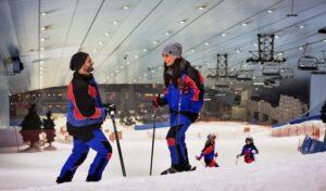 Enjoy Skiing - Things to do in Dubai Shopping Festival