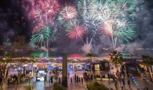 Fireworks - Things to do in Dubai Shopping Festival