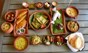 Food in Goa - fun things to do in Goa
