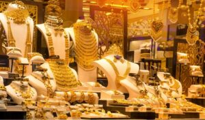 Gold Jewellery - Things to buy in Dubai Shopping Festival