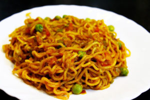 Instant Maggi - Indian food to carry while traveling abroad