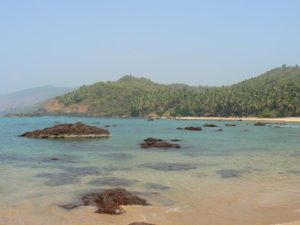 Isolate yourself in Blue Lagoon in Goa - Fun Things To Do in Goa