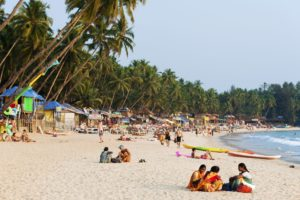 Palolem Beach In Goa - Fun Things To Do in Goa