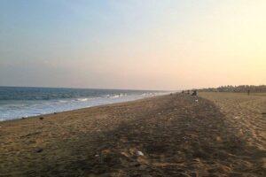 Seaward Beach - Virgin Beaches in Chennai
