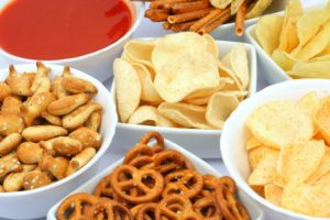 Snacks - Indian food to carry while traveling abroad