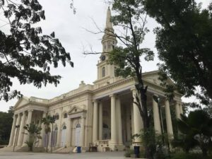 St. George's Cathedral - Famous Churches in Chennai
