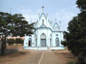 St. Peter's Church - Churches in Chennai