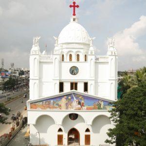St.Luke's Church - Churches in Chennai