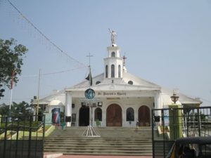 St.Patrick's Cathedral- Churches in Chennai