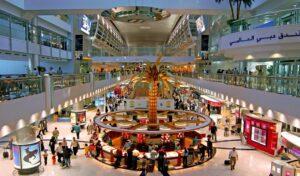 The Dubai Shopping Festival City Mall