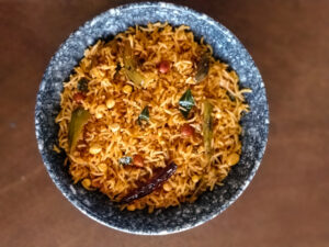 Vangi Bhath - Indian Food To Carry While Traveling Abroad